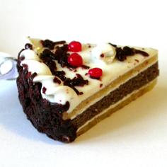 тортики из пластика масте-класс, урок для детей тортики из пластики