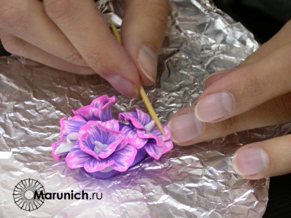 Украшения своими руками полимерная глина